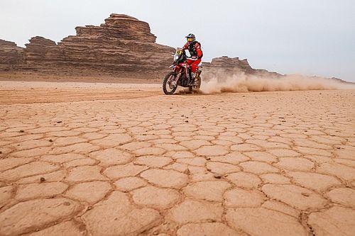 Dakar: Etap 11 - rajdowy potwór