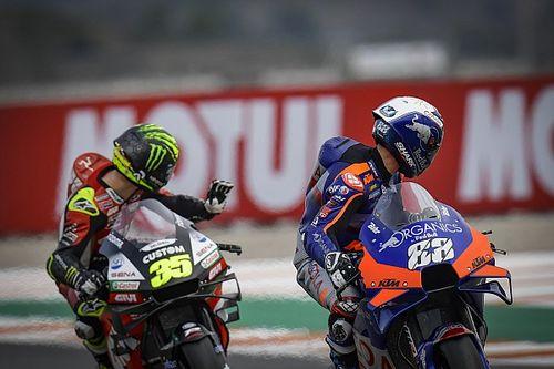 Foto's: De vrijdag van de MotoGP Grand Prix van Valencia
