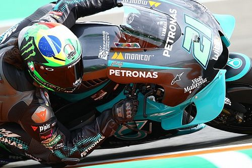 EL3 - Morbidelli leader en force, Quartararo à 2 millièmes du top 10 !