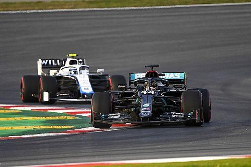 Williams Tingkatkan Kerja Sama dengan Mercedes Mulai 2022