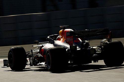 Verstappen en Perez woensdag in actie met nieuwe F1-auto Red Bull