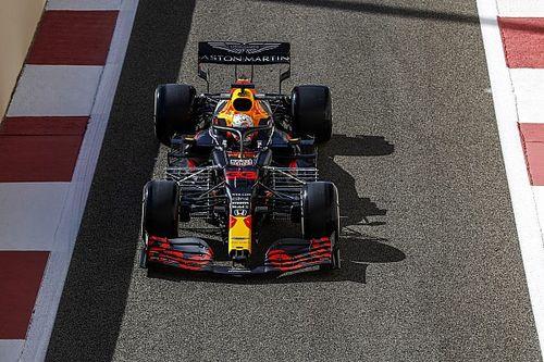 Abu Dhabi GP 1. antrenman: Verstappen, Bottas'ın önünde lider!