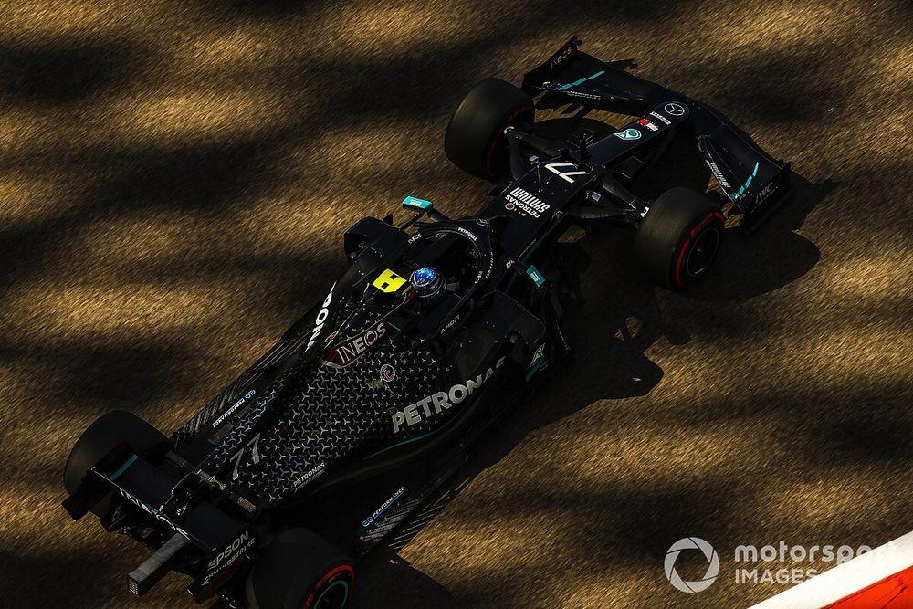 Abu Dhabi GP 2. antrenman: Bottas lider, Mercedes 1-2