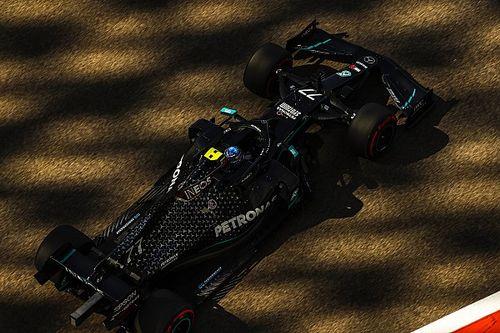 Mercedes no da tregua en la FP2 del GP de Abu Dhabi de F1