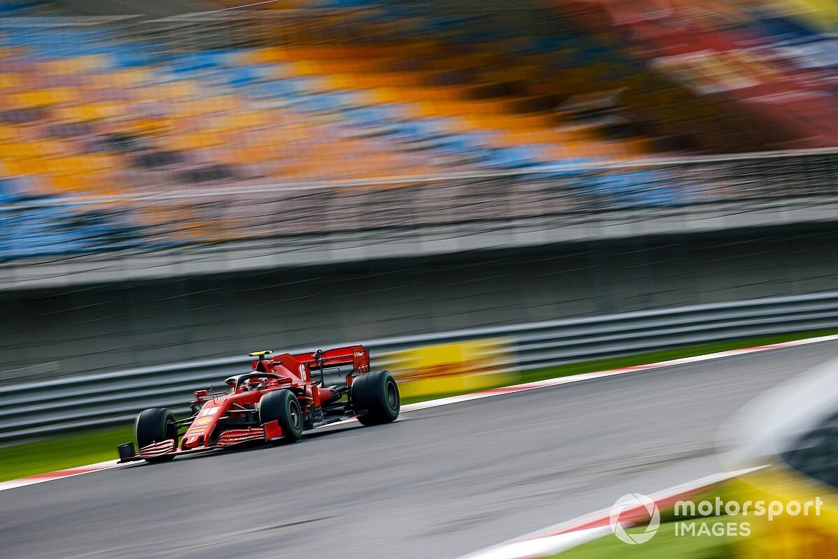 Ferrari vê melhora como 'encorajadora' para passo adiante em 2021