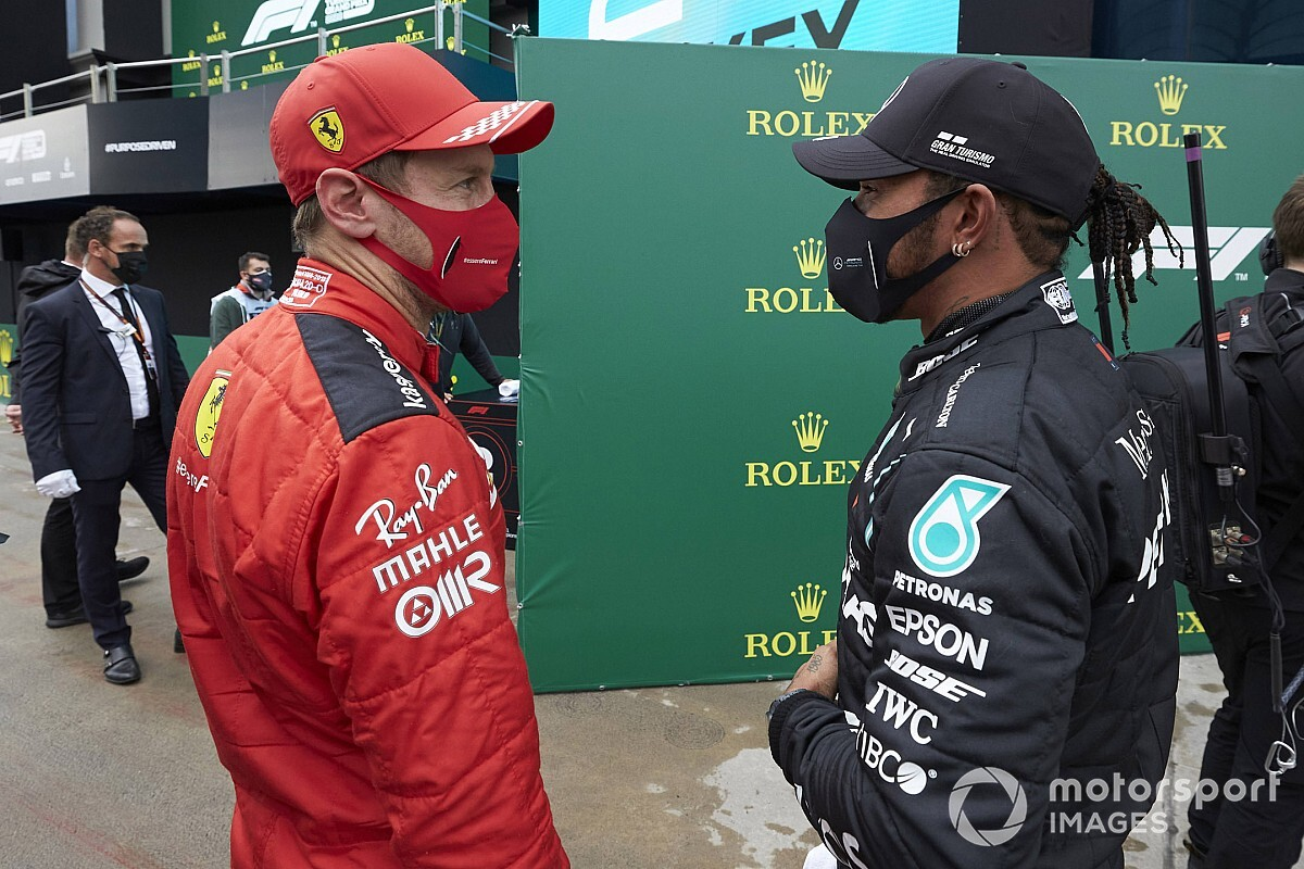 A Ferrarinál nem bánták meg, hogy nem igazolták le Hamiltont
