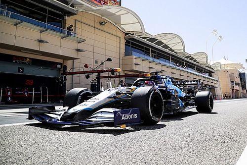 Williams neemt gok met gevoelige, maar snellere FW43B