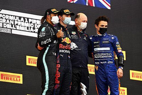 F1: Confira o resultado final do GP da Emilia Romagna em Ímola, com vitória de Verstappen