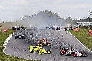 "Hunter-Reay: Aeroscreen ""likely saved my life"" in IndyCar smash"