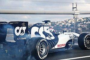 İstanbul'daki F1 sürüşünden, Motorsport.com özel görüntüleri