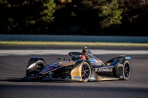 DS Techeetah inizia la stagione con la vettura 2019-2020