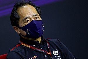 """Tanabe: """"Utilizziamo il motore Honda previsto per il 2022"""""""