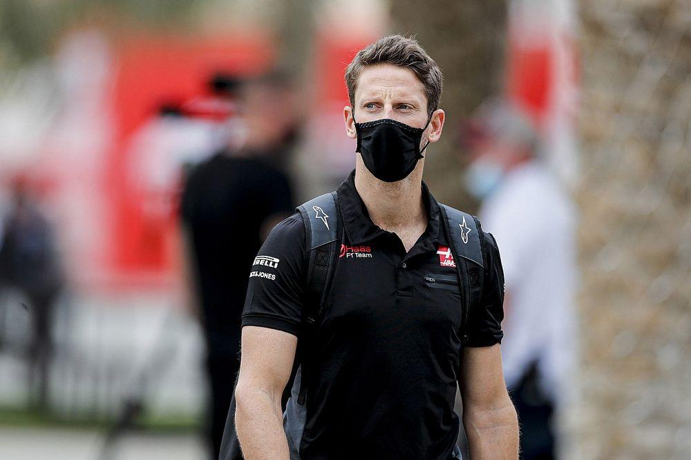 غروجان يُبقي على صلته مع هاس عبر فريق الفورمولا واحد للرياضة الإلكترونية