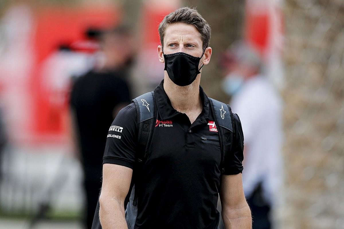Grosjean dimesso dall'ospedale, continuerà le cure in Bahrain