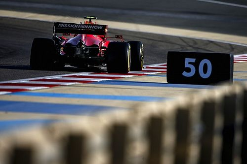 Lo que desvela el último relevo de Sainz en el GP de Bahrein de F1 2021