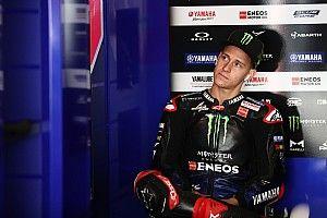 Quartararo fue operado y estará en el GP de Francia