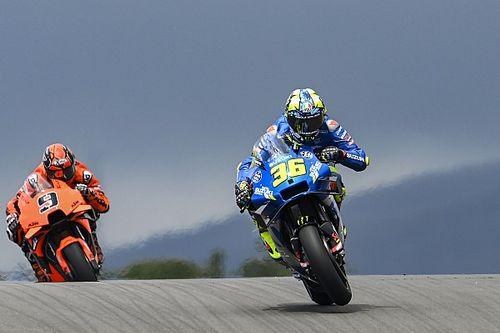 La mejores fotos de la clasificación de MotoGP en Portugal