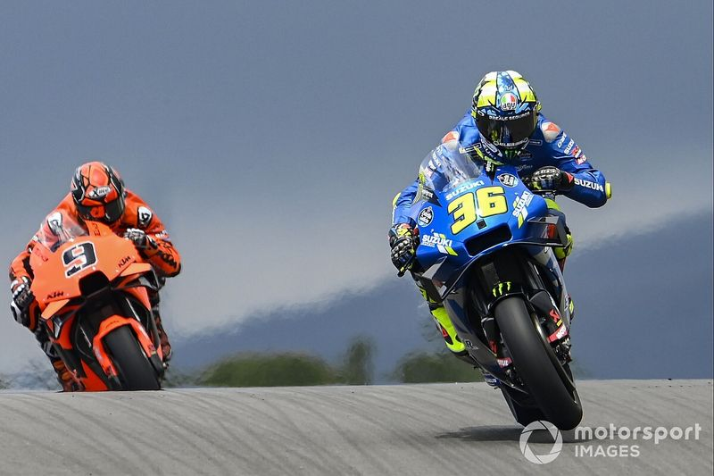 "Mir upset with Marc Marquez over ""dangerous"" MotoGP qualifying tactic"