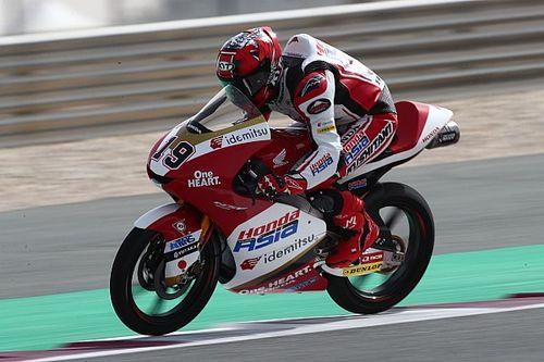 Andi Gilang Tegaskan Lebih Siap Hadapi Moto3 Doha