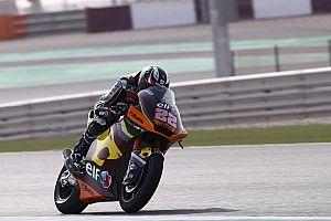 Sam Lowes Puas Tampil Cepat dalam Tes Pramusim Qatar