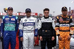 The forgotten member of F1's greatest rookie crop