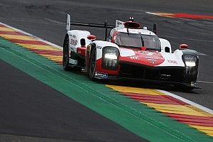 Spa WEC: Toyota Hypercars go fastest ahead of qualifying