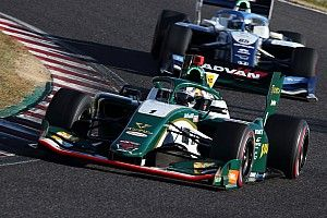 Suzuka Super Formula: Cassidy gets first pole since 2018