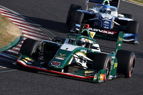 Suzuka Super Formula: Cassidy gets first pole since 2018