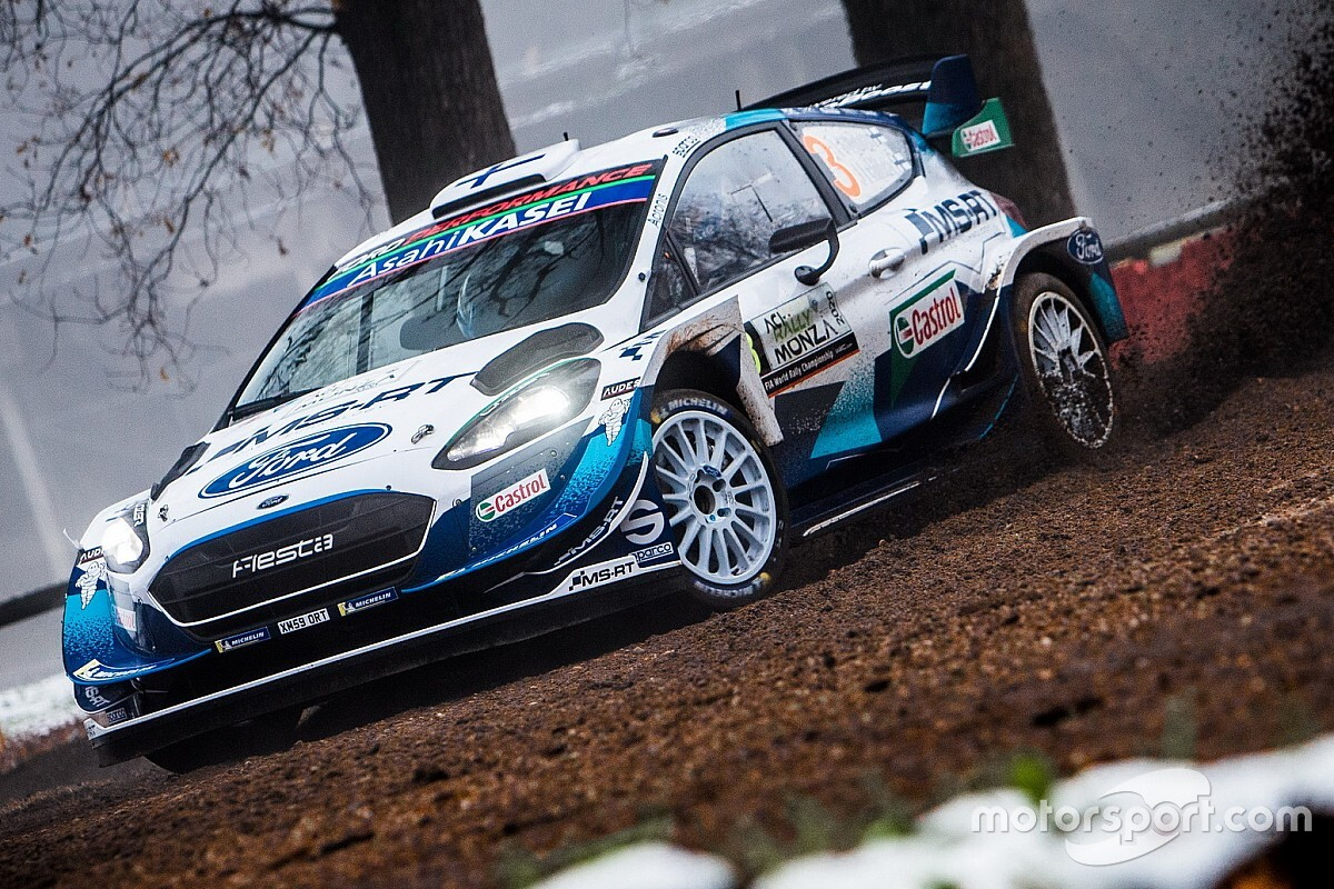 WRC: Suninen, Greensmith e Fourmaux i piloti M-Sport 2021