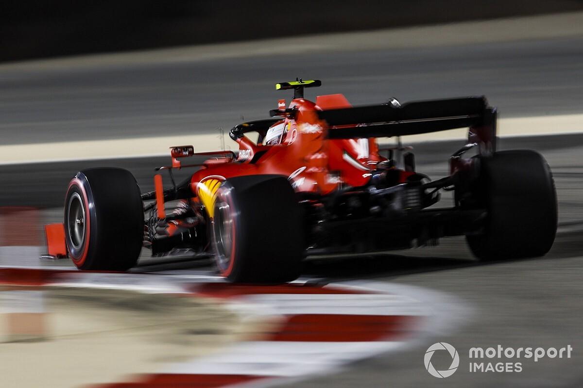 F1: Ferrari abre testes em Jerez com pneus Pirelli de 18 polegadas
