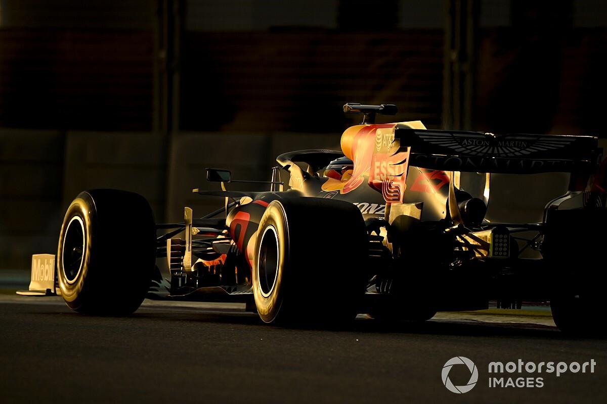 Red Bull RB16-B'de yeni vites kutusu dizaynına geçiyor!