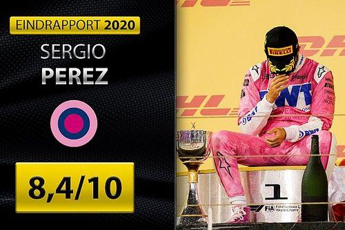 Eindrapport Sergio Perez: Racewinnaar eindelijk op waarde geschat