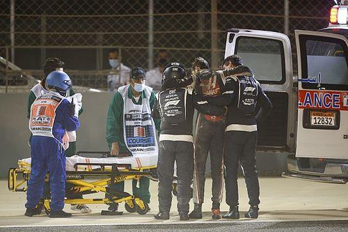 Ricciardo critica a la F1 por transmitir imágenes del accidente
