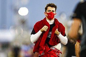 Charles Leclerc Takut Romain Grosjean Tewas