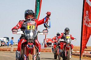 Kevin Benavides, el ganador del Dakar que soñaba con motos
