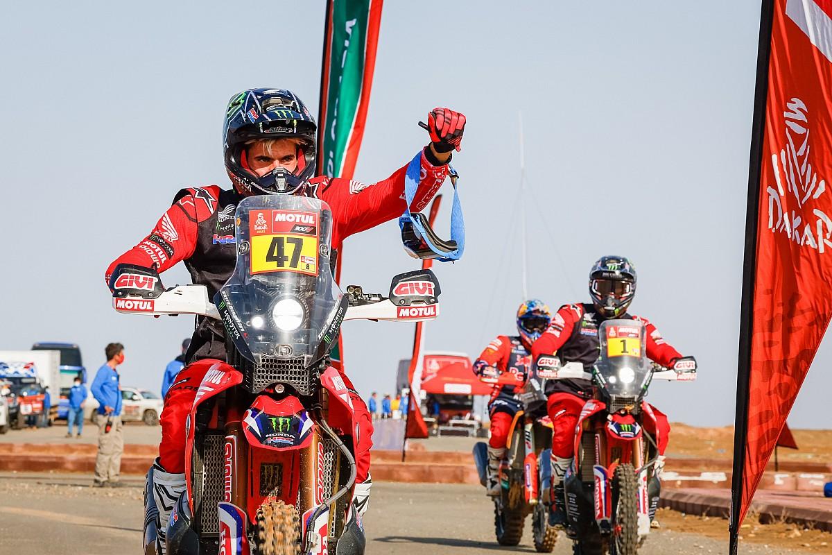 Kevin Benavides, il vincitore della Dakar che sognava le moto