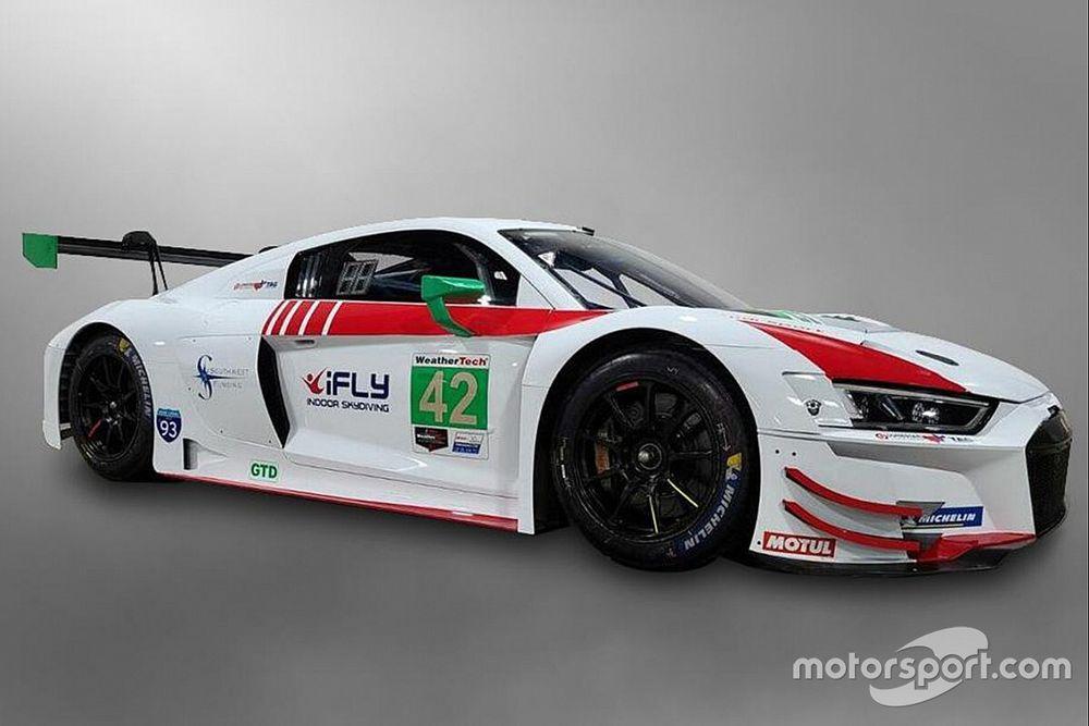 Hildebrand to make Rolex 24 debut in NTE Sport Audi