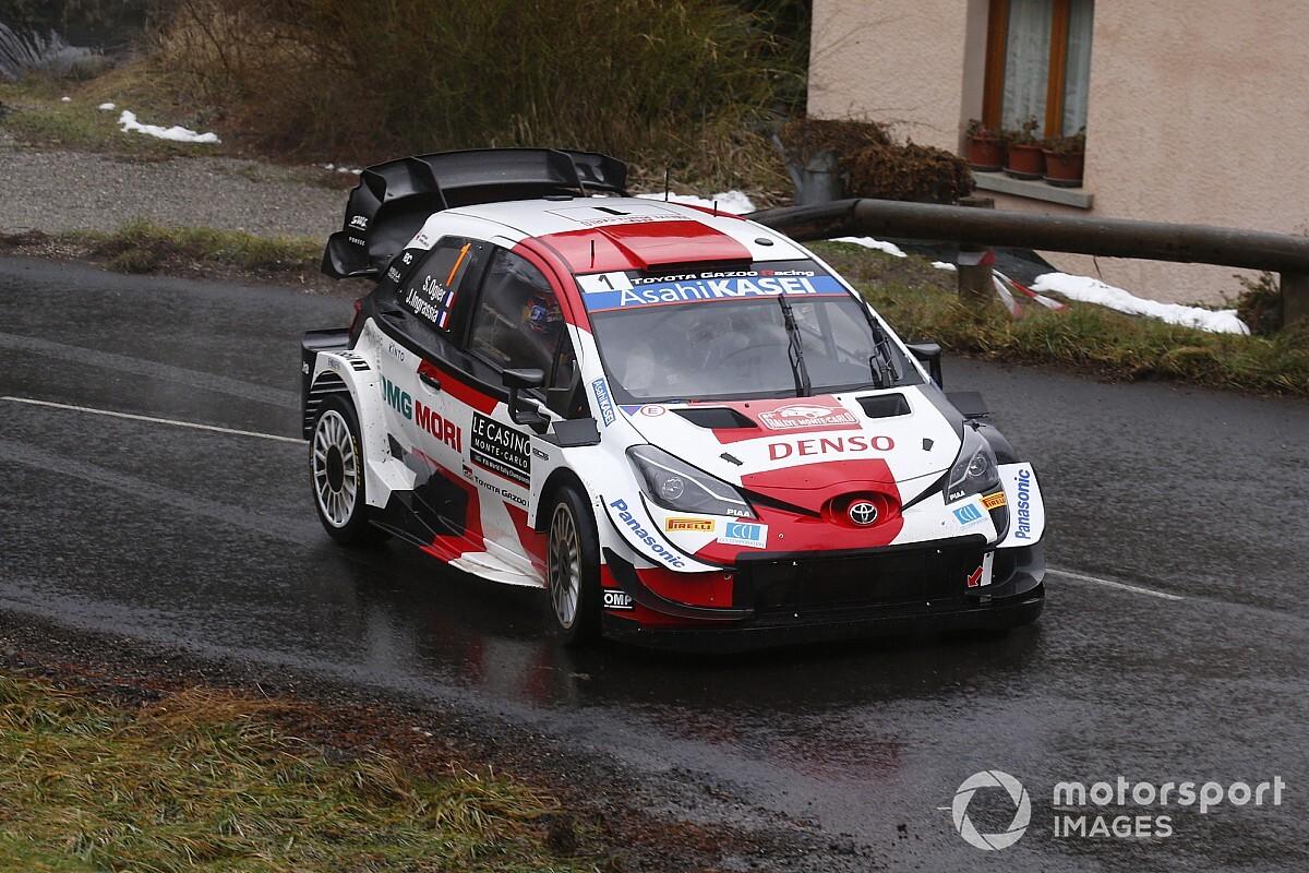 WRC, Monte-Carlo, PS4: Ogier si ripete e vola in testa!