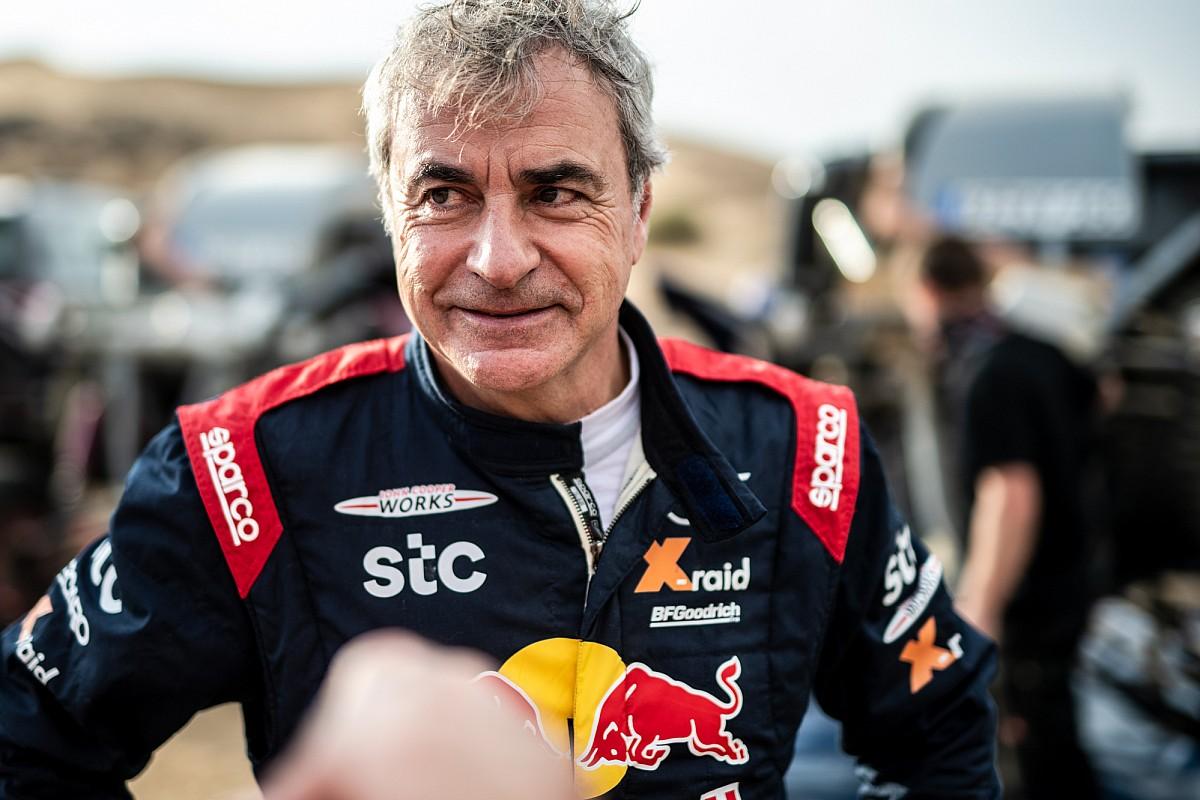 """Dakar, Sainz: """"Continuiamo ad avere problemi di navigazione!"""""""
