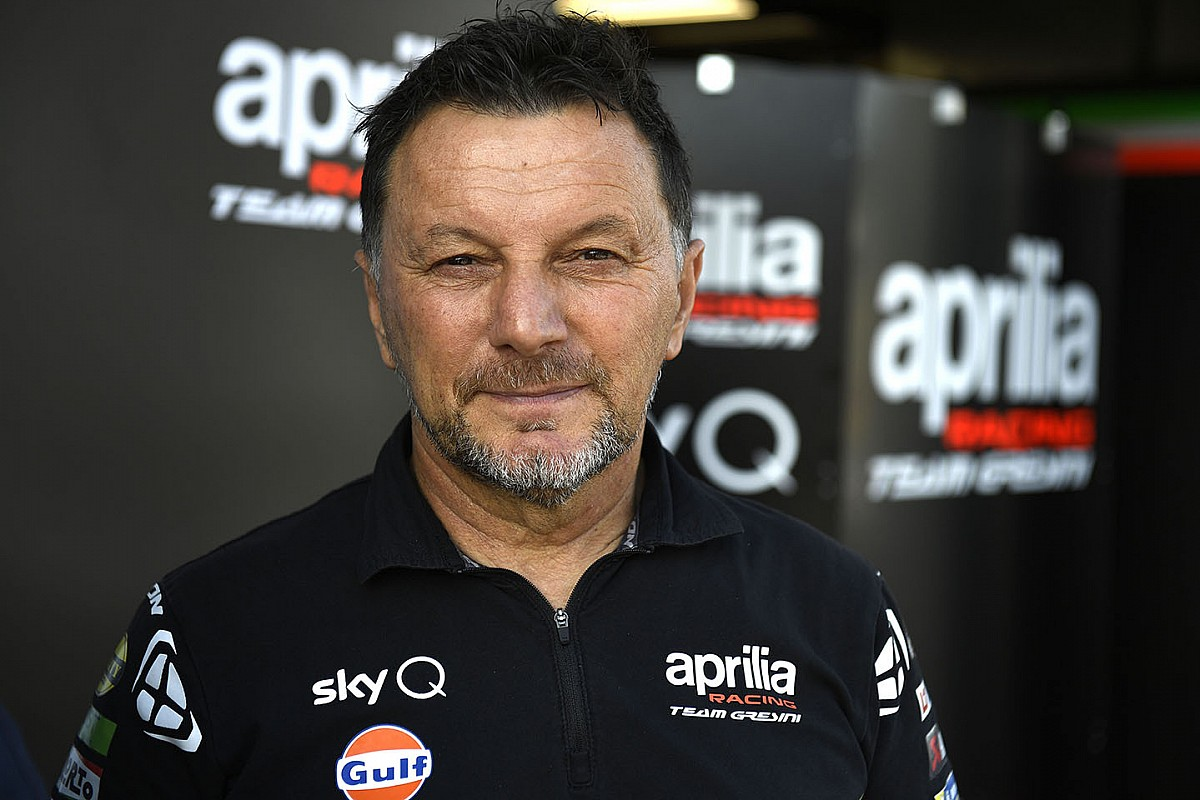 "Fausto Gresini toujours ""fragile"", mais pronostic ""plus optimiste"""