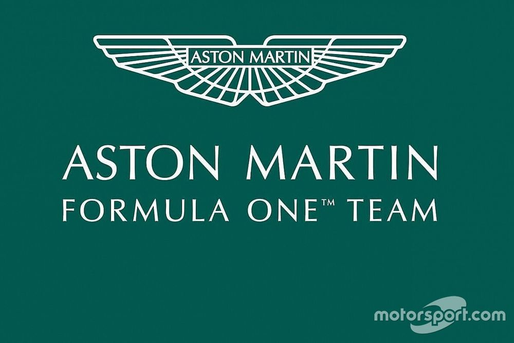 Aston Martin F1 Team'in logosu ortaya çıktı