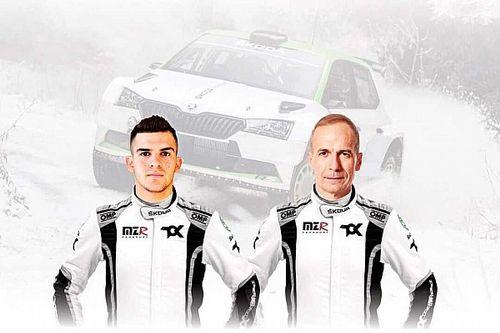Zaldivar-del Barrio Debut WRC 3 dengan Toksport
