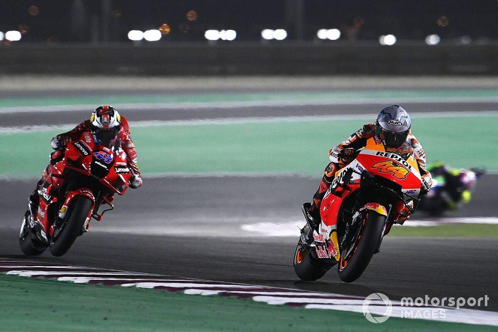 Pol Espargaró en colère mais rassuré après ses débuts avec Honda