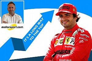 Chinchero racconta Carlos Sainz Jr - It's a long way to the top