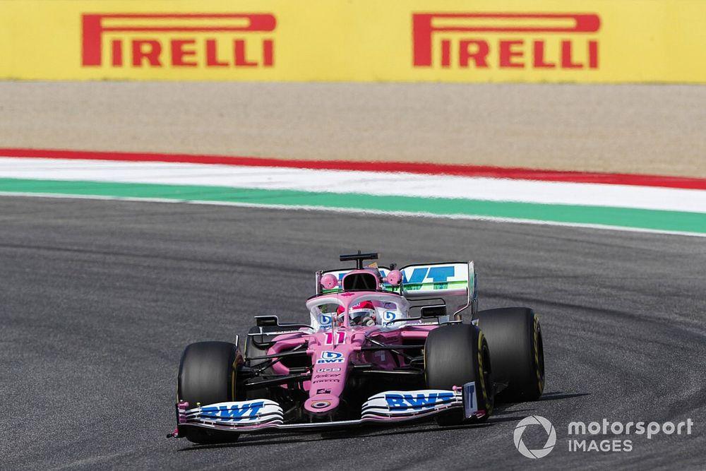 Perez ontvangt gridstraf van één plek na aanrijding met Raikkonen