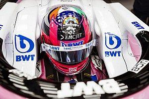 """Racing Point : """"Pérez a été tenu au courant de ce qui se passait"""""""
