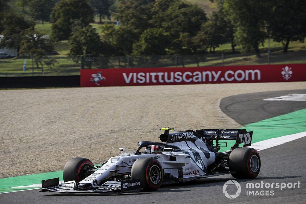 F1: Gasly lamenta eliminação no Q1 do GP da Toscana, mas espera ritmo forte na corrida