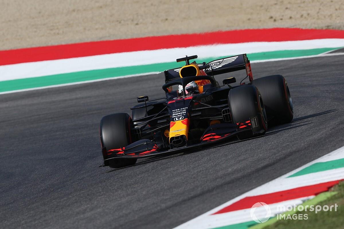 F1トスカーナGP予選速報:ハミルトンが4戦連続PP。フェルスタッペン3番手