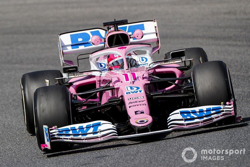 Perez handed one-place grid penalty for Raikkonen crash