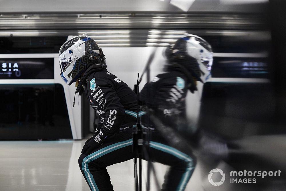 Rusya GP 1. antrenman: Bottas, Ricciardo'nun önünde lider!